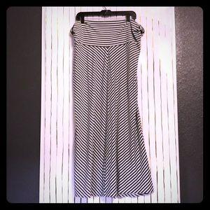 Women's Old Navy Maxi Skirt